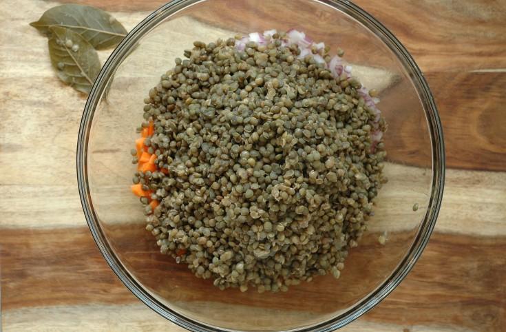 Lentil Salad 5