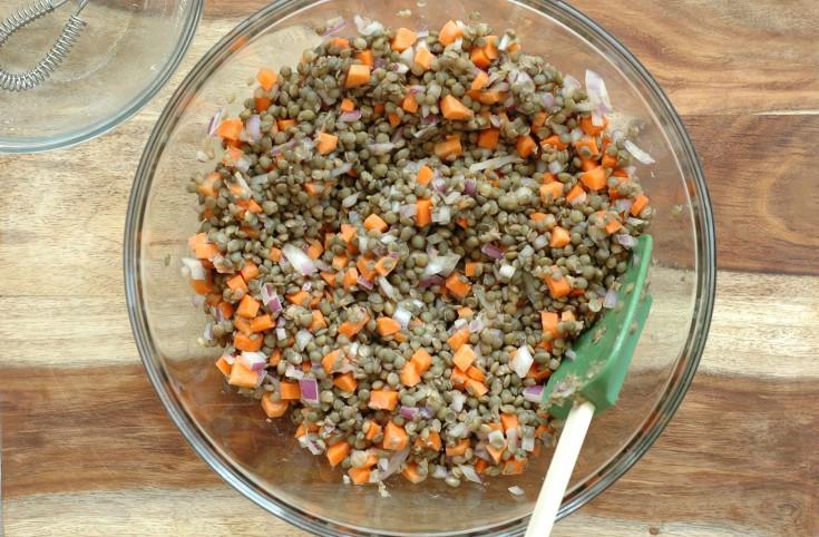 Lentil Salad 6