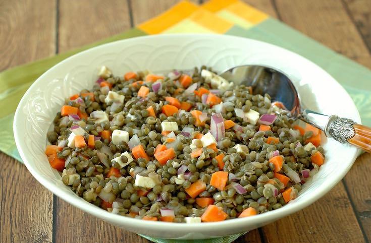 Lentil Salad 8