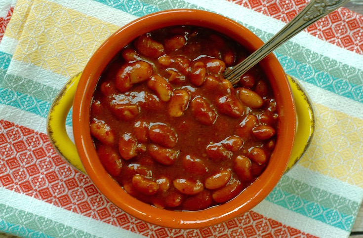 Easy Barbecue Beans - 1 of 2