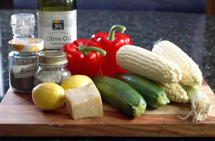 Summer Vegetable Saute - 1 of 11