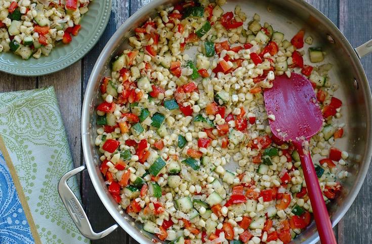 Summer Vegetable Saute - 11 of 11